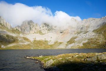 Fototapeta premium Pireneje w Hiszpanii