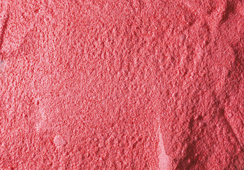 Background of pink powder texture