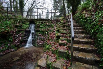 Ninesprings park in Yeovil