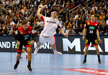 IHF Handball World Championship - Germany & Denmark 2019 - Group A - Korea v Germany
