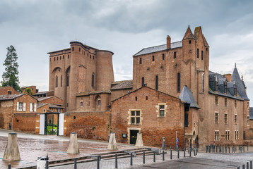 Berbie Palace, Albi, France