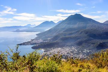 Lake Atitlan, 5 volcanoes & lakeside villages, Guatemala