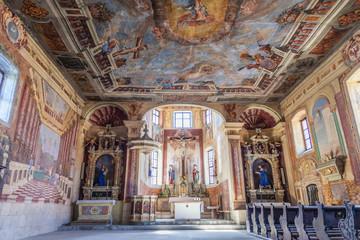 Heiligkreuzkirche von Kloster Säben