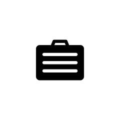 portfolio icon vector. portfolio vector graphic illustration