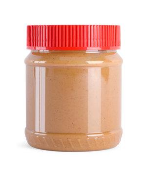 Small Peanut Butter Jar