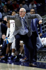 NCAA Basketball: Southern Methodist at Connecticut