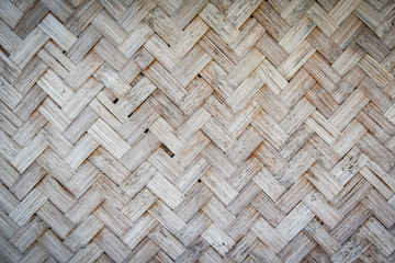 weave pattern / weave texture from nature bamboo wicker traditional weave pattern handicraft thai style