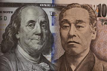 アメリカドルと日本円