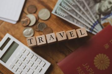 トラベル 海外旅行イメージ