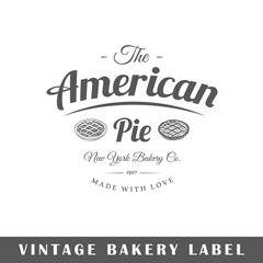 Bakery label