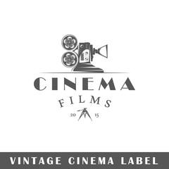 Cinema label