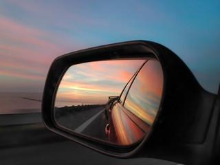 Auto Seitenspiegel