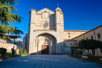 アビラ サント・トマス王立修道院 Real Monasterio de Santo Tomás