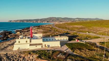Vista do Cabo Raso em Cascais Portugal