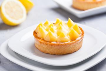 Sweet Homemade Lemon Pie