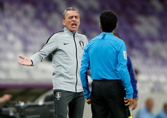 AFC Asian Cup - Kyrgyzstan v South Korea - Group C