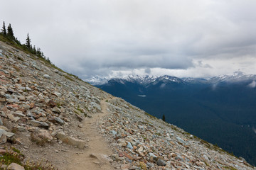 High note trail, Whistler, Canada II