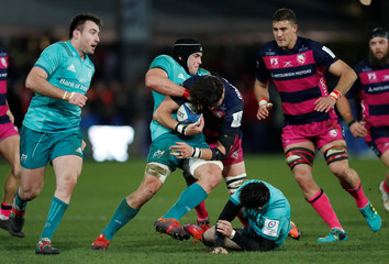 European Rugby Champions Cup - Gloucester Rugby v Munster