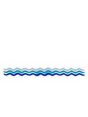 meer 3 wellen linien bahn schwimmen wasser urlaub ferien cool design piktogramm baden schwimmbad sport spaß tauchen hallenbad clipart schwimmer