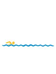 bahn schwimmen wasser meer urlaub ferien wellen cool design piktogramm baden schwimmbad sport spaß tauchen hallenbad clipart schwimmer