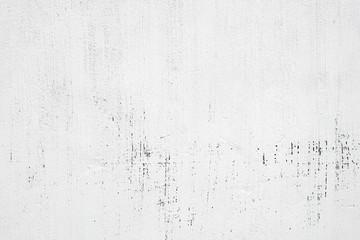 Fotobehang - Blank grunge white vintage cement wall texture background, interior design background, banner