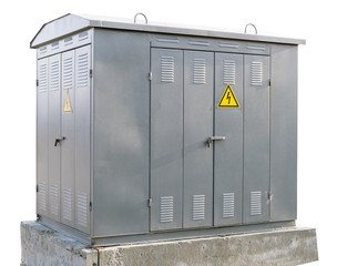 Outdoor cabinet for electrical equipment