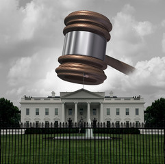 White House Legal Trouble