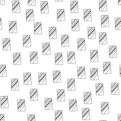 Geometric modern background. Abstract minimalist seamless pattern. Repetitive design for cover, wallpaper, fabric.