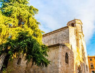 Magnifique village de Besalu en Catalogne, Espagne