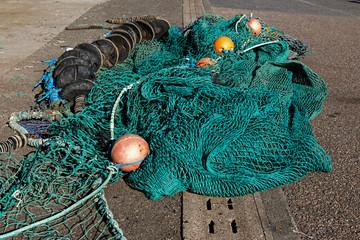 Fishinggear Tools for fishing in Mallaig Scottish Highlands