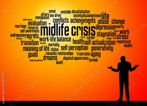 man midlife crisis