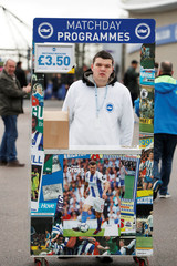 Premier League - Brighton & Hove Albion v Liverpool