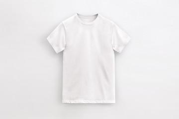 Un-branded Royal whitet-shirt man
