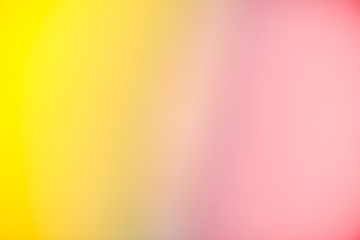 Pink and Yellow gradient background