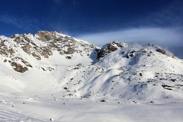 ski de randonnée en Valgrisenche
