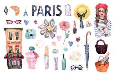Paris set symbol