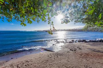 plage de Terre-Sainte, Saint-Pierre, île de la Réunion