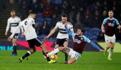 Premier League - Burnley v Fulham