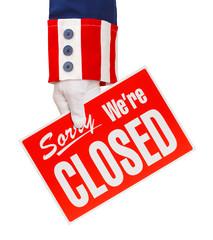 Sorry Govt. Closed