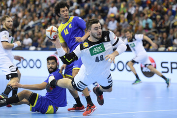 IHF Handball World Championship - Germany & Denmark 2019 - Group A - Germany v Brazil