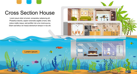 Future Architecture Technologies Vector Web Banner
