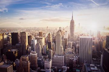 New York Skyline - USA
