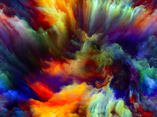 The Flower of Color Motion
