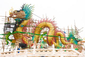 Nakhon sawan festival,lamp,hanging lamp,king lght ,Chinese New Year, Chinese New Year activities, dragon,dragon dance , The Chinese dragon Nakhon Sawan  thailand., Guanyin