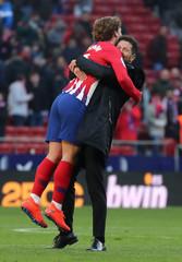 La Liga Santander - Atletico Madrid v Levante