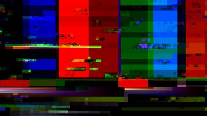 Glitch random digital signal error 10913