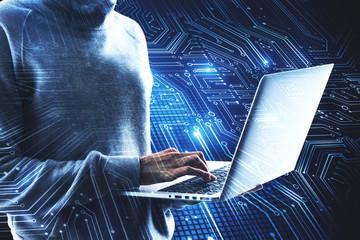 Computing and future concept