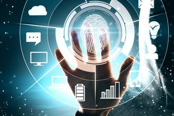 Biometrics and user concept