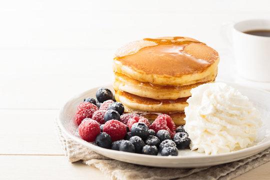 パンケーキ ハワイアンスタイル