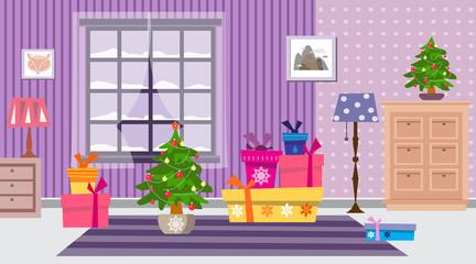 Christmas interiors1